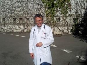 Kinofilm 180° als Arzt 2010