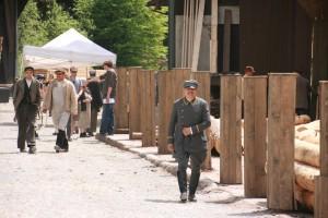 Die Holzbaronin TV  2-Teiler 2012 als Chauffeur