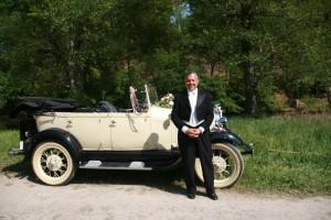 Die Holzbaronin  TV  2- Teiler 2012 als Chauffeur