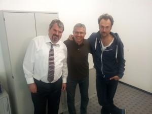 Der Bestatter mit Mike Müller und Carlos Leal