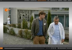 Kinofilm Wer liebt lässt los als Arzt 2013