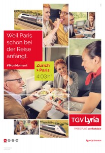 TGV Lyria  Fotoshooting  2016